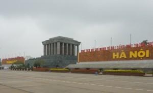 Ho Chi Minh Musoleum